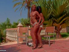 natalia forrest ashley bulgari lesbischen sex
