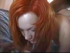 ansiktsbehandlingar redheads sperma i munnen