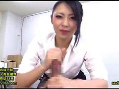 asiatisk babe handjob japansk pov