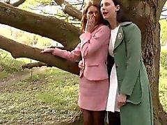 brünett fingersatz hd lesbisch lecken