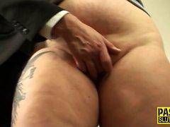 bbw peitos grandes loira boquete fetiche