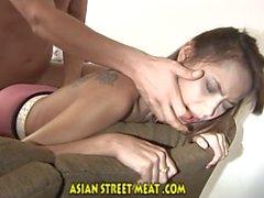 adolescente giovane thai