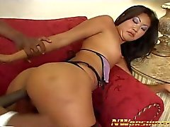 little asian girl interracial porn black cock anal sex