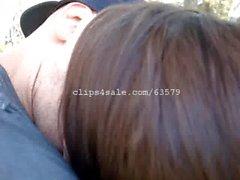 любительский брюнетками целующий clips4sale