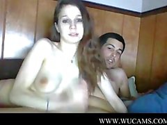 Webcam Archive Couple First Time On Cam