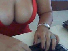 webcams vidéos webcam tetona