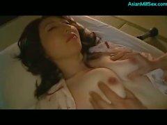 milf asiático maduro japonés