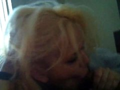 amatööri blondi suihin runkkaus hd