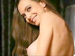 Bulgarian pop-folk singer Liana in Maxim