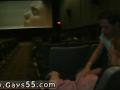 Outdoor biker gay porn movies Fucking In The Theater
