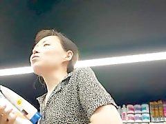 amador engraçado coreano amadurece