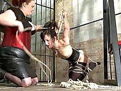 bondagettes bdsm nodo ragazza su femminili