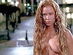loiras celebridades mamilos nudez em público tits