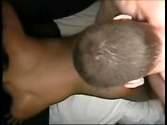 Hawt brunette babe Janet Joy takes a giant cock doggystyle