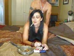 fumador - e jodidamente sexy maduro