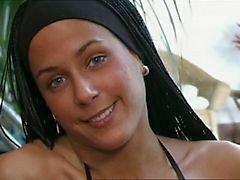 Claudia Demoro aka Ripley in Ganged up