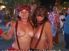 Body Paint Festival Key West Part 2
