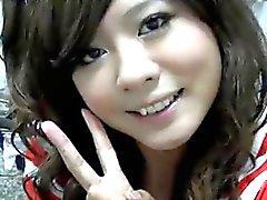 amateur aziatisch close up koreaans tieners