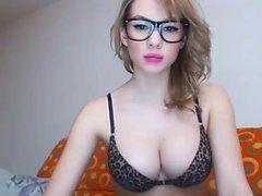 Blonde anal fetish slut