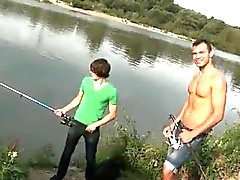 Cocks gay public Anal Sex by The Lake!