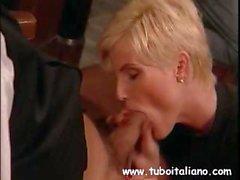 Milly D'Abbraccio Mature Figa