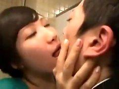 asiatique les grosses bites pipe japonais étudiant