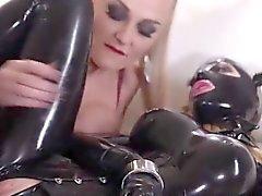 bdsm biondo femdom feticcio