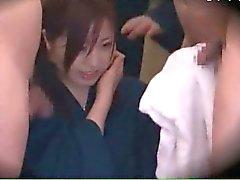 asiatico camme nascoste giapponese massaggio