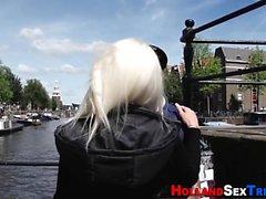 blondin fingersättning hd interracial