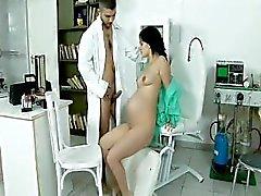 doktor hosptial tıraşlı hamile