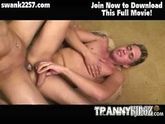 Agatha loves seducing big muscle boys. The blonde sexpot