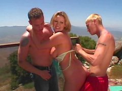 claire james mr . pete trento de tesoro - natural tits morena