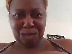 Twerktee from ig in her grey bra