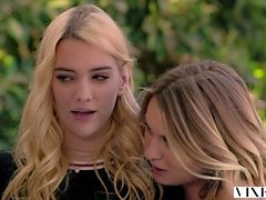 VIXEN Kenna James Dominated By Natalia Starr and Her BF