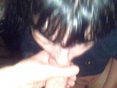 Face Fuck Hair Pulling Amateur Wife Hardcore Blowjob