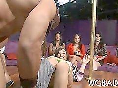 amatör avsugning striptease