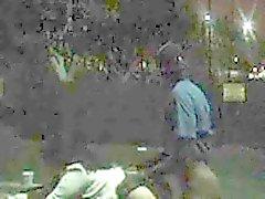 amador interracial nudez em público
