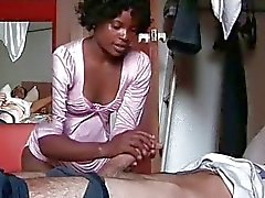 ebano massaggio adolescente