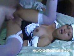 Jade Filipino Amateur Teen Maid