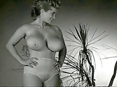 stora bröst mjukporr vintage
