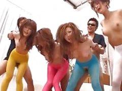 aziatisch aziatische meisjes pijpbeurt blowjobs exotisch