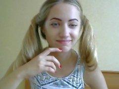 web amatööri blondit teini-ikä strip-tease