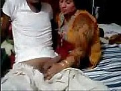 pakistani nazer with wife part1