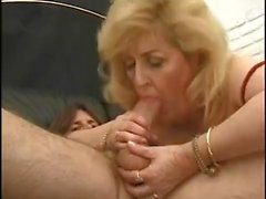 Cougar Kitty Foxx takes anal
