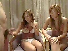 brunettes knipperende masturbatie japanse