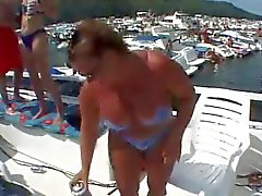 Boat Party Sex and Booze