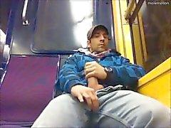 Jerk on the bus
