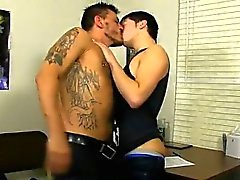 Hot gay scene Young Ryker Madison has wanted his teachers' m