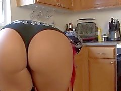 Raven Black-As A Maid-Interracial Sex Queen