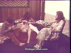 avsugningar hårig tonåringar vintage cunnilingus